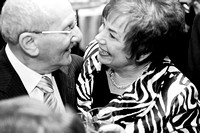 Sara & Harry Linskell, Golden Wedding - 2010