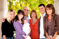 The Franks & Woolf family - 2010
