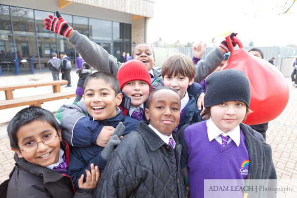 Colindale Primary School - 2011